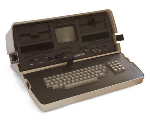 Персональный компьютер Osborne I, 1981 год (иллюстрация с Wikipedia.ru)