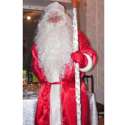 Дед Мороз Валентин Холмогоров