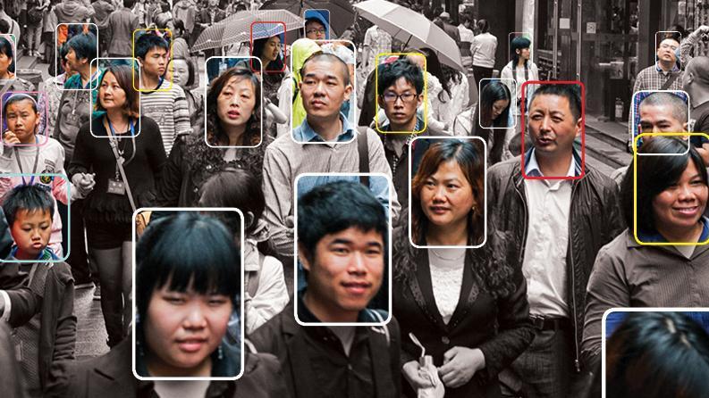 Тотальная система видеоконтроля — повседневность для Китая