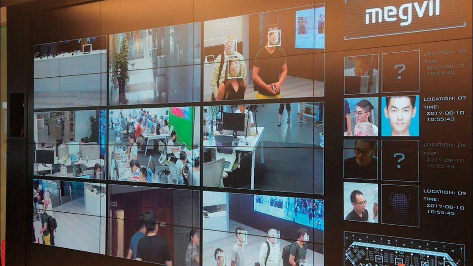 Megvii благодаря проекту Face++ выходит на лидирующие позиции рынка распознавания лиц