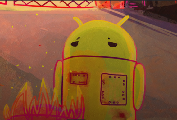 Уязвимость в Android - блог Валентина Холмогорова