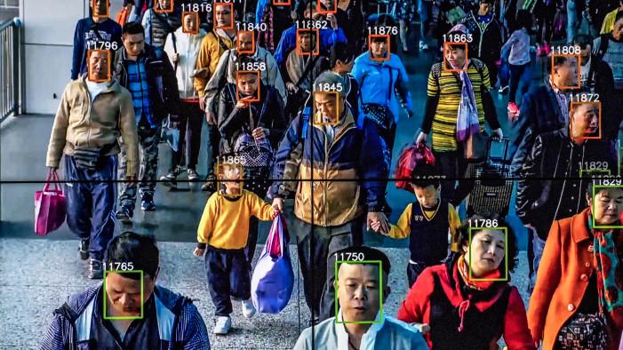 Электронный фейсконтроль. Как используется распознавание лиц в Китае