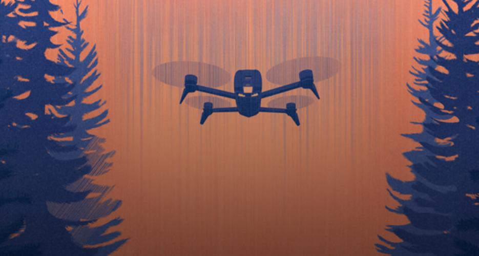 Угнать дрон. Методы перехвата управления коптерами